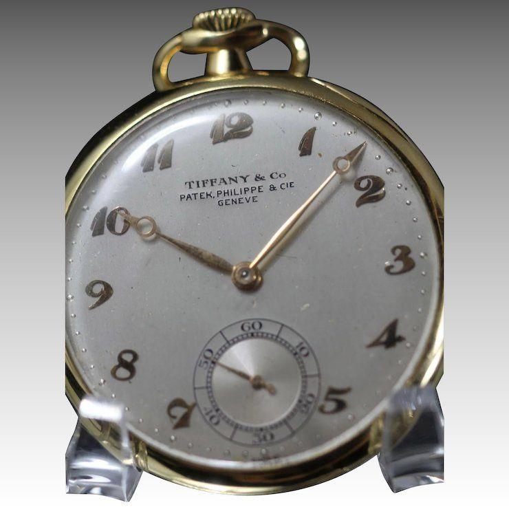 Patek Philippe Pouch Fine Craftsmanship Watches, Parts & Accessories