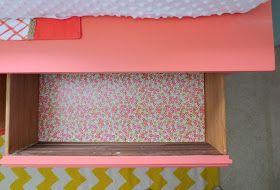 Make Bake Love Diy C Dresser Drawer Liner