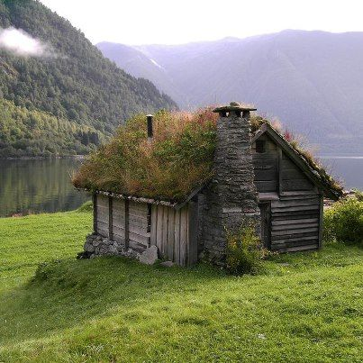 cabins norway pictures - Google Search