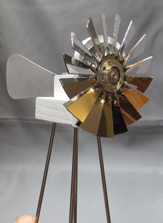Water Pump Windmill Model on Etsy, $24.95