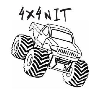 Vinyl Window Sticker Www Stick N It Com Malvorlagen Bilder Zum Ausmalen Fur Kinder Monster Truck