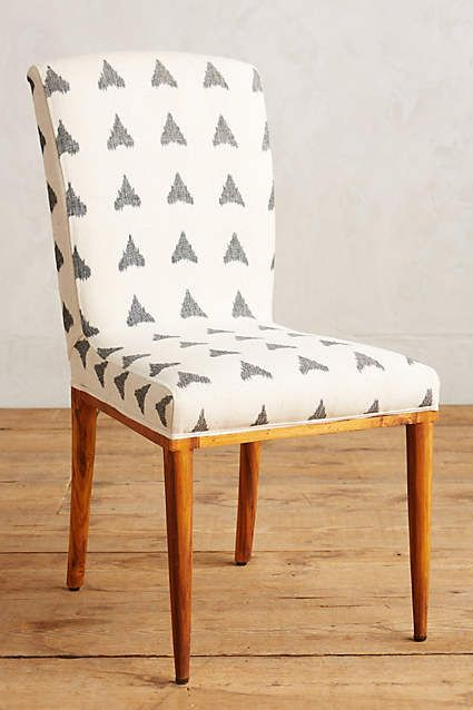 Elza Ikat Dining Chair Home Inspiration Dining Chairs