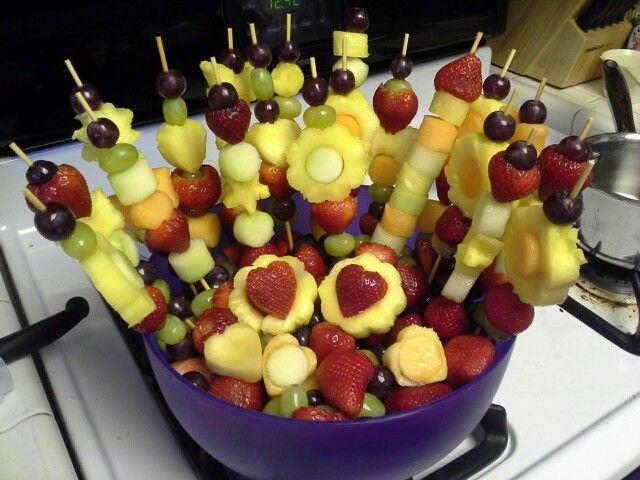 Easter fruit!