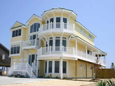 Pin By Sandbridge Beach Siebert Rea On Oceanfront Rentals Sandbridge Beach Dream Beach Houses Oceanfront Rentals