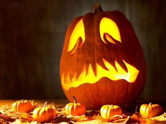 22 Great Creepy Pumpkin Decorations for Halloween Fall Decorating - easy halloween pumpkin ideas