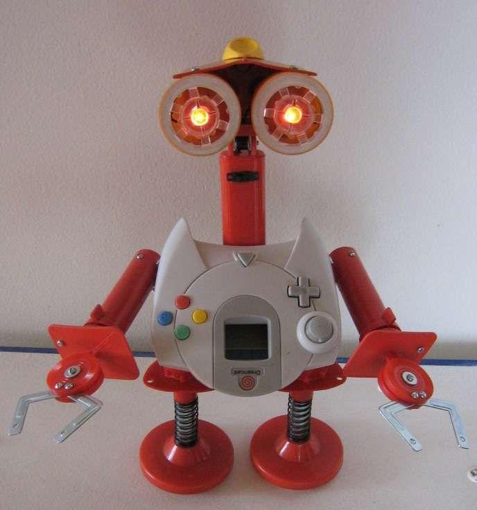 (RED) Little Egon