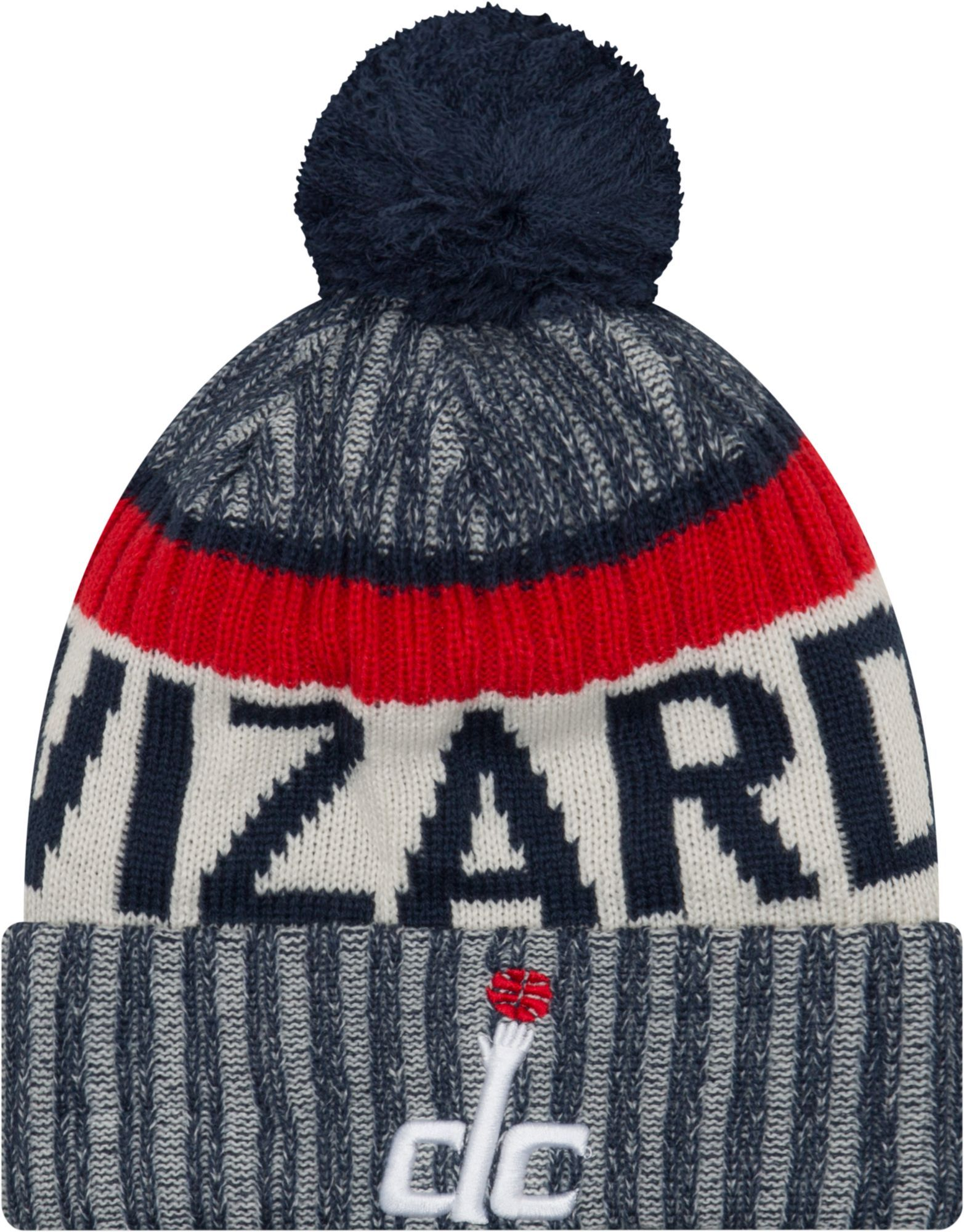 51c483c76 New Era Youth Washington Wizards Knit Hat