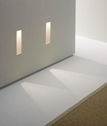 Slot Trimless Plaster In Low Level Guide Light Stair Lighting Exterior