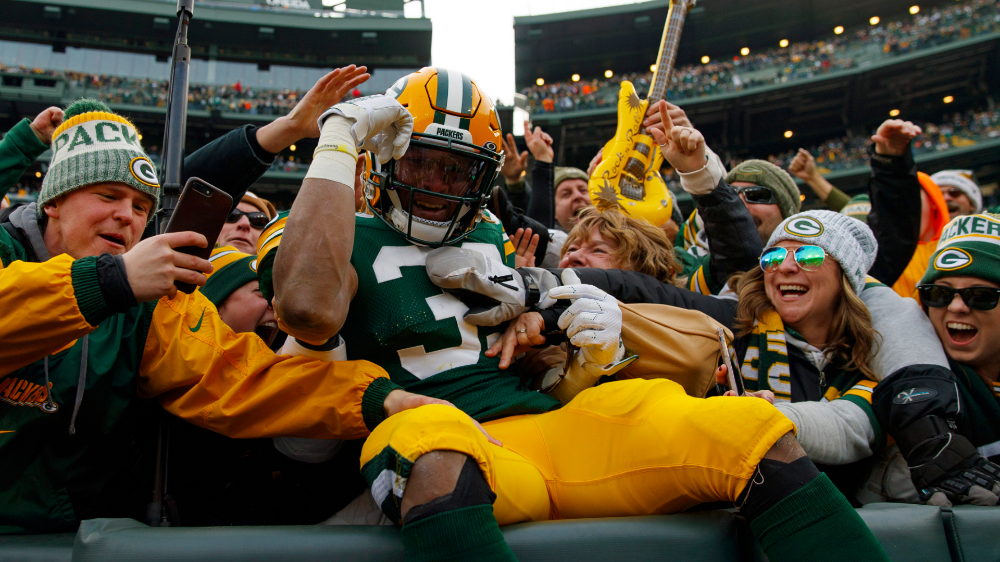 NFL will block off first 68 rows of seats from fans this