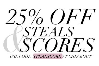 Steal and score our limited loves before they are gone! We  only have one or two left of each AND we are giving you 25% off. What are you waiting for? Start shopping! Use code STEALSCORE at checkout.