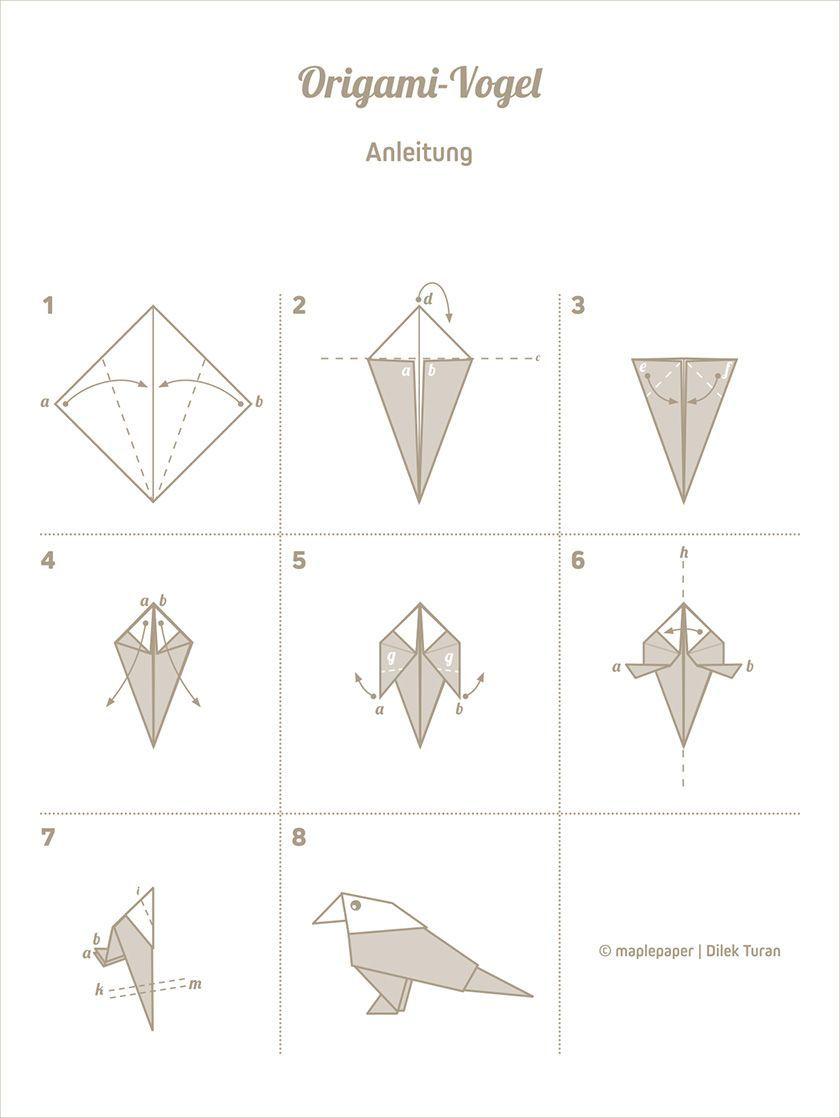 Basteln & Gestalten - DIY-Anleitungen | Wellensittich, Origami und ...