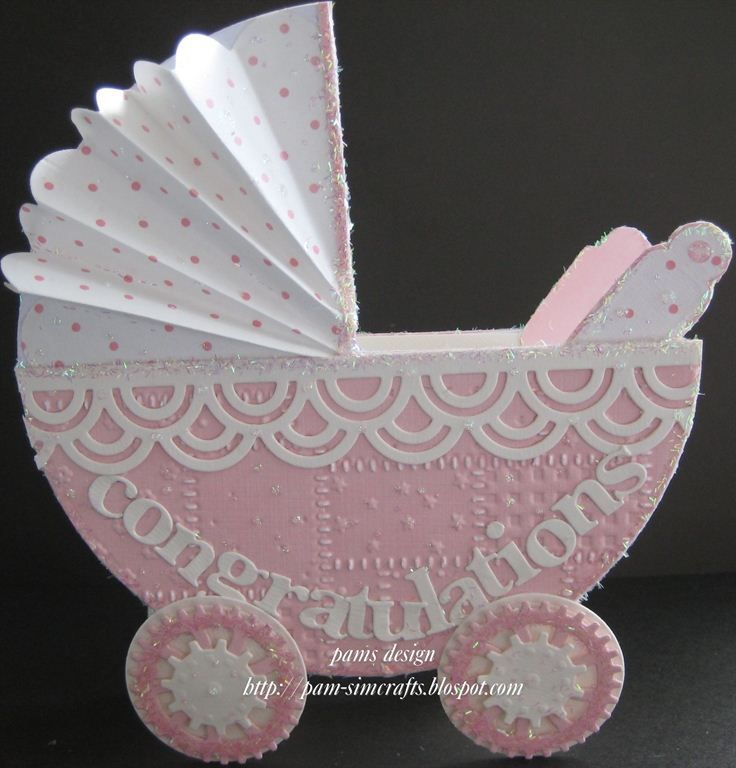 Pin By Hayam Ghali On Paper Crafts Baby Prams Welcome Card Baby Cards