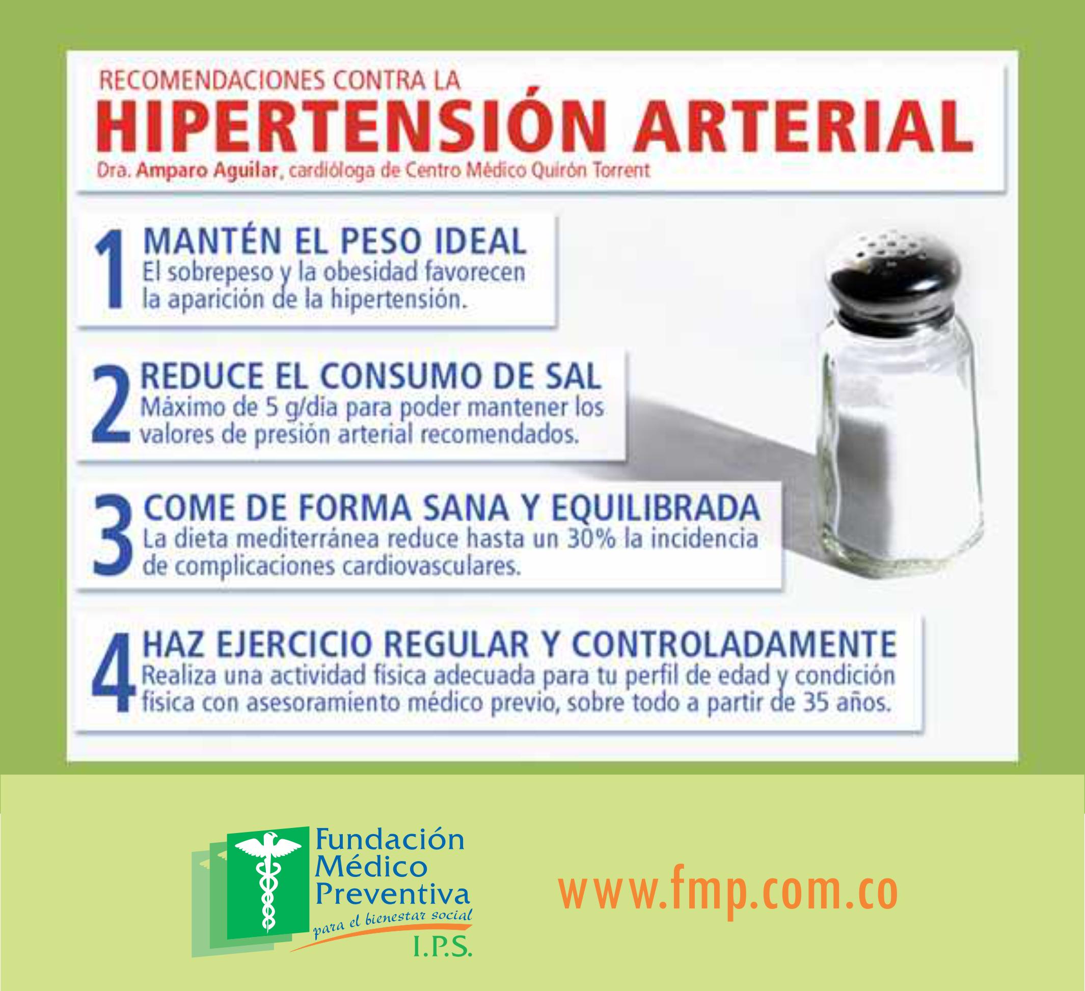 Hipertensi n arterial promocion y prevencion pinterest prevencion promociones y cuerpo - Alimentos para la hipertension alta ...