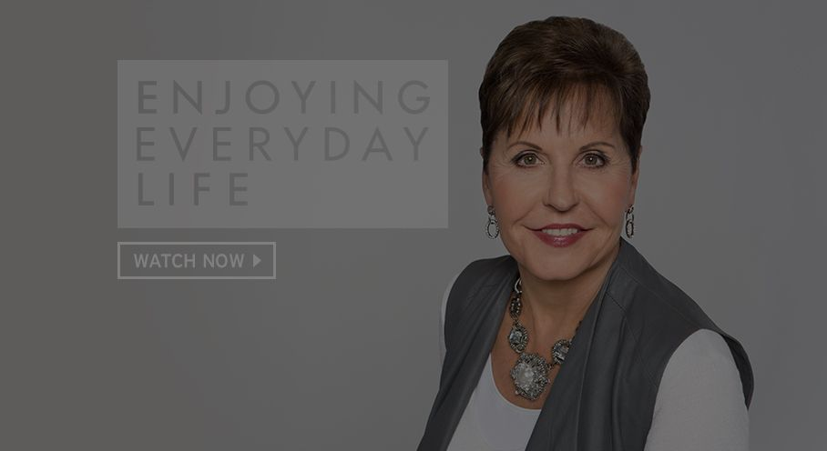 Joyce Meyer Ministries   Enjoying Everyday Life: Refuse To Be Trapped By  Your Past (Part