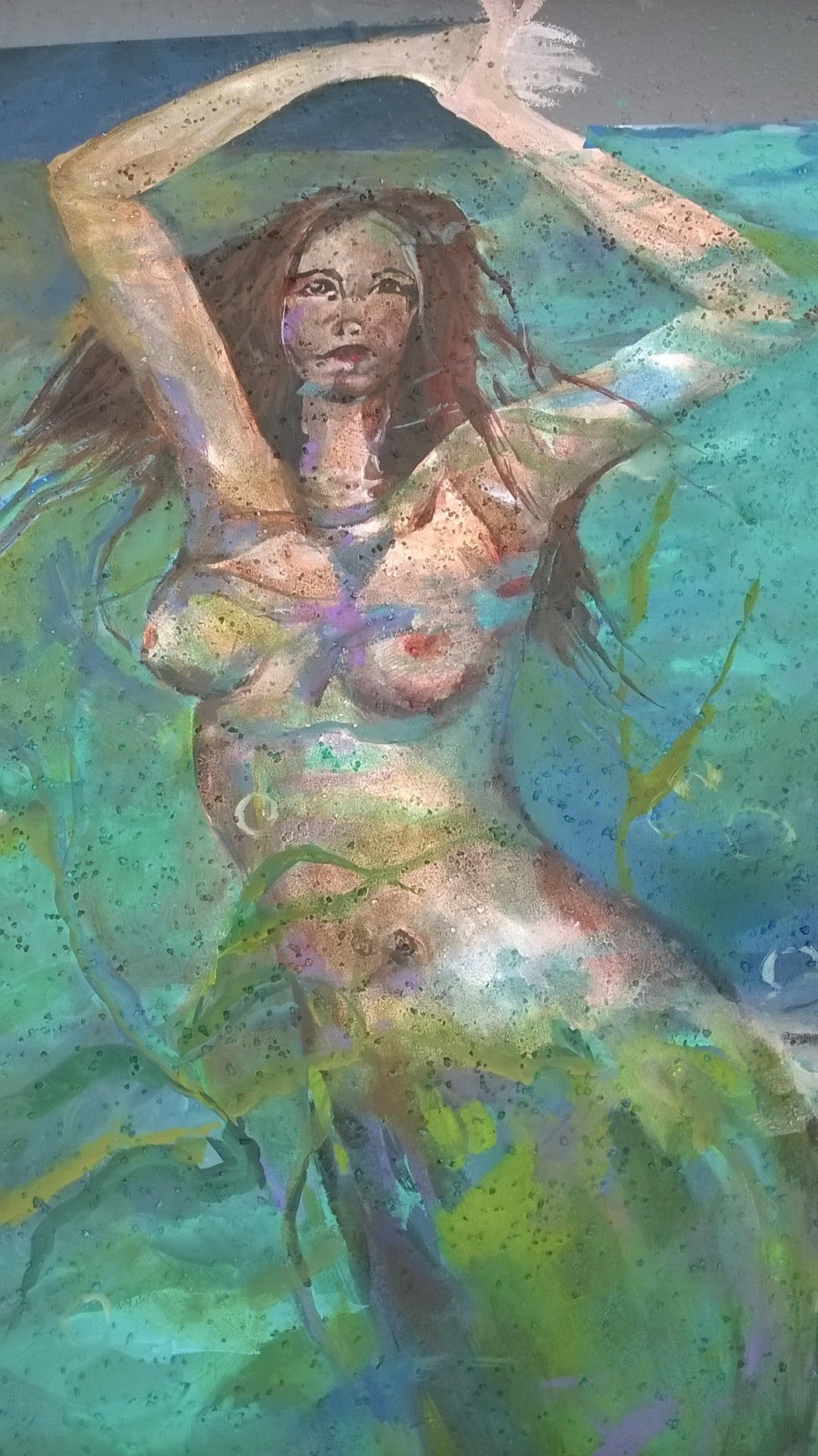 painted for Goddess Stephanie 2106 ~ keri bowers