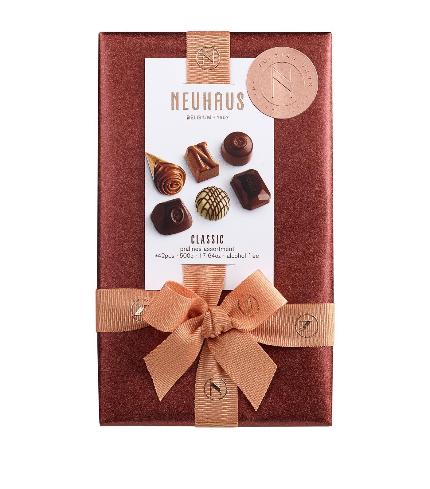 Neuhaus Classic Ballotin Chocolates 500g Ad Affiliate Classic Neuhaus Ballotin Chocolates Chocolate Stores Pralines Chocolate Lovers