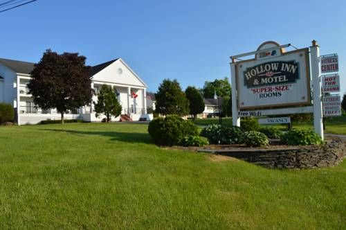 Hollow Inn and Motel Barre (Vermont) This motel boasts an on-site fitness centre and free Wi-Fi in every room. A daily continental breakfast is served in the lobby. The Rock of Ages Granite Quarry is 1 mile away.