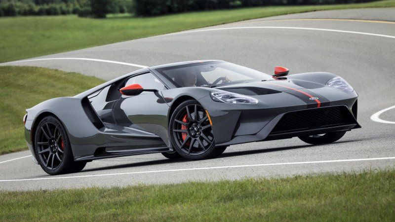 2019 Ford Gt To Be Auctioned For Petersen Automotive Museum