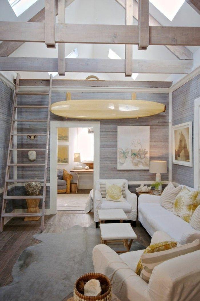 Ideen Wandgestaltung Wanddesign Ideen Wandpaneele Holz   Wohnzimmer Ideen  Streifen