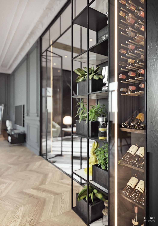 Modern Luxury Kitchens For A Grand Kitchen Maison Design Projet