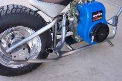 mini chopper mini harley mini bike parts and accessories frames gas tanks - Mini Chopper Frame