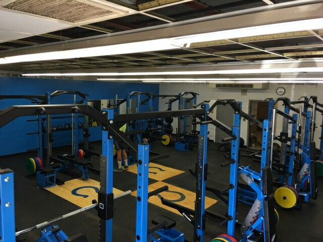 Pin On Forte Fitness Inc Installs