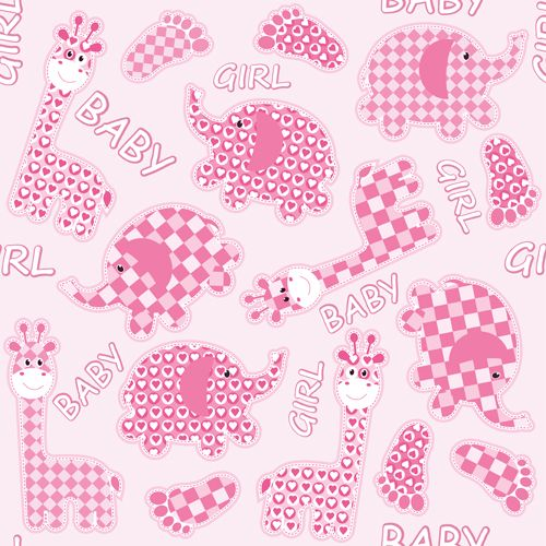 Pink Style Kid Card Designs Vector 02 Vector Card Free Download Kids Cards Card Design Cards