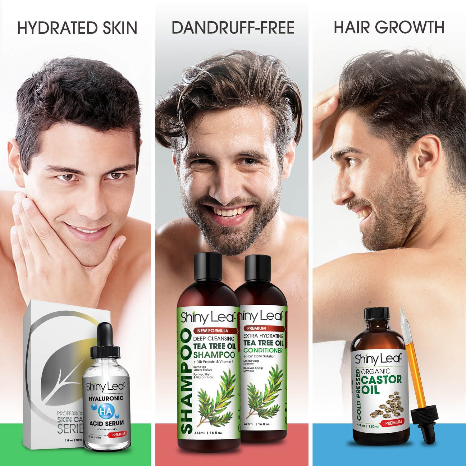 Be Your Own Boss Whatever The Situation Bring Out Your True And Confident Self With Shiny Leaf Hair Care And Skin C Super Hair Growth Dandruff Hydrate Skin