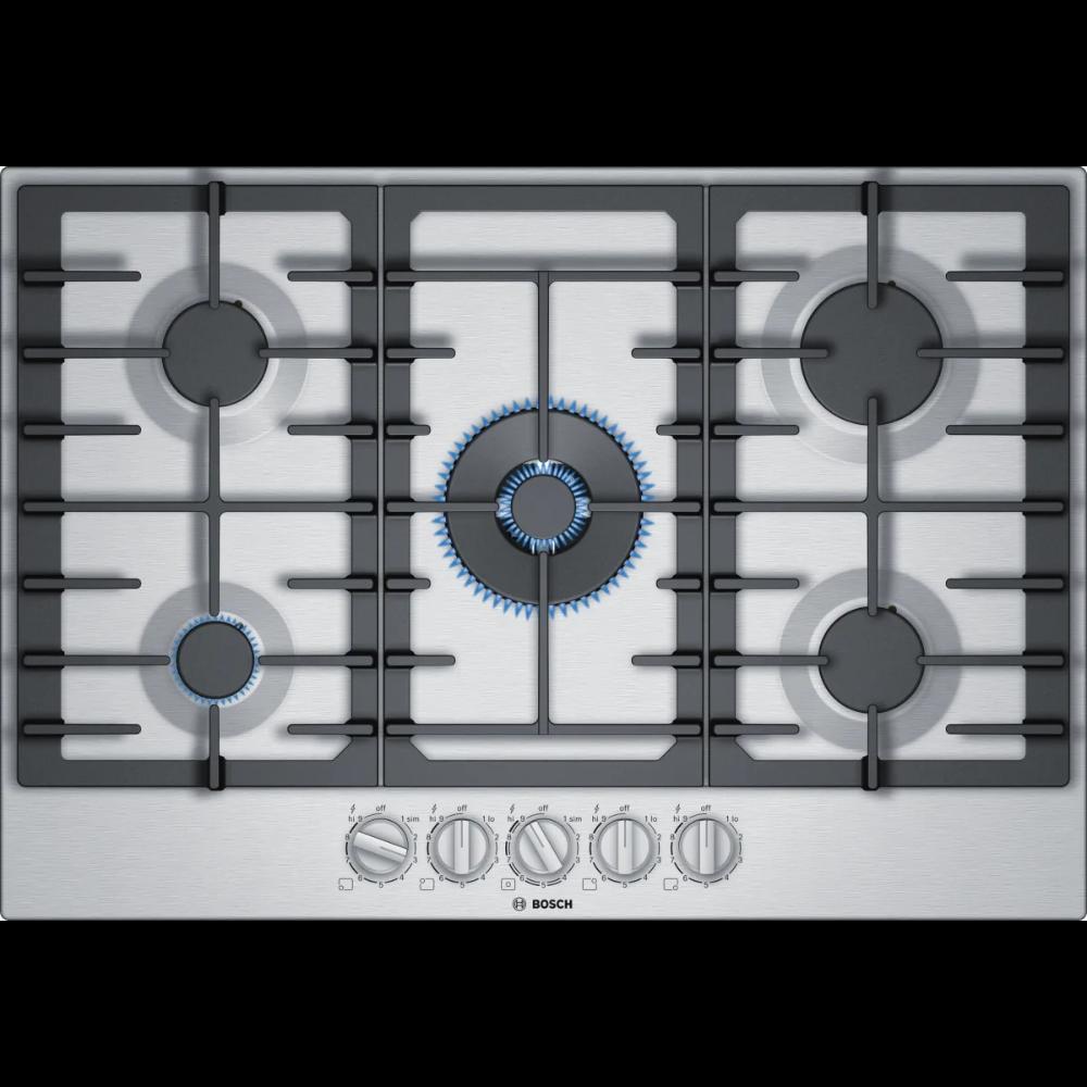 Bosch Ngm8057uc Build Com Gas Cooktop Cooktop Bosch