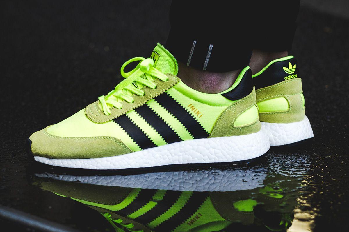 On-Foot: adidas Iniki Runner \