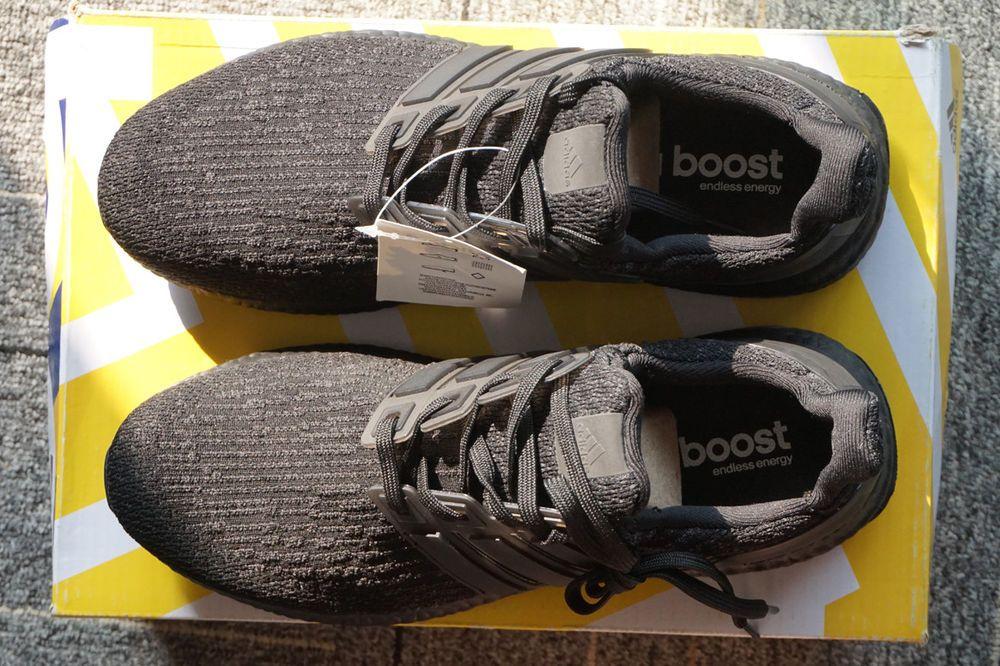 Adidas Ultra Boost 3.0 BA8920 Unisex Sko Triple Black