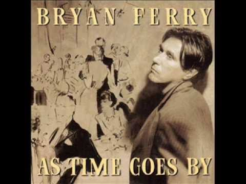 Bryan Ferry As Time Goes By Full Album Roxy Music As Time Goes By Music Album Covers