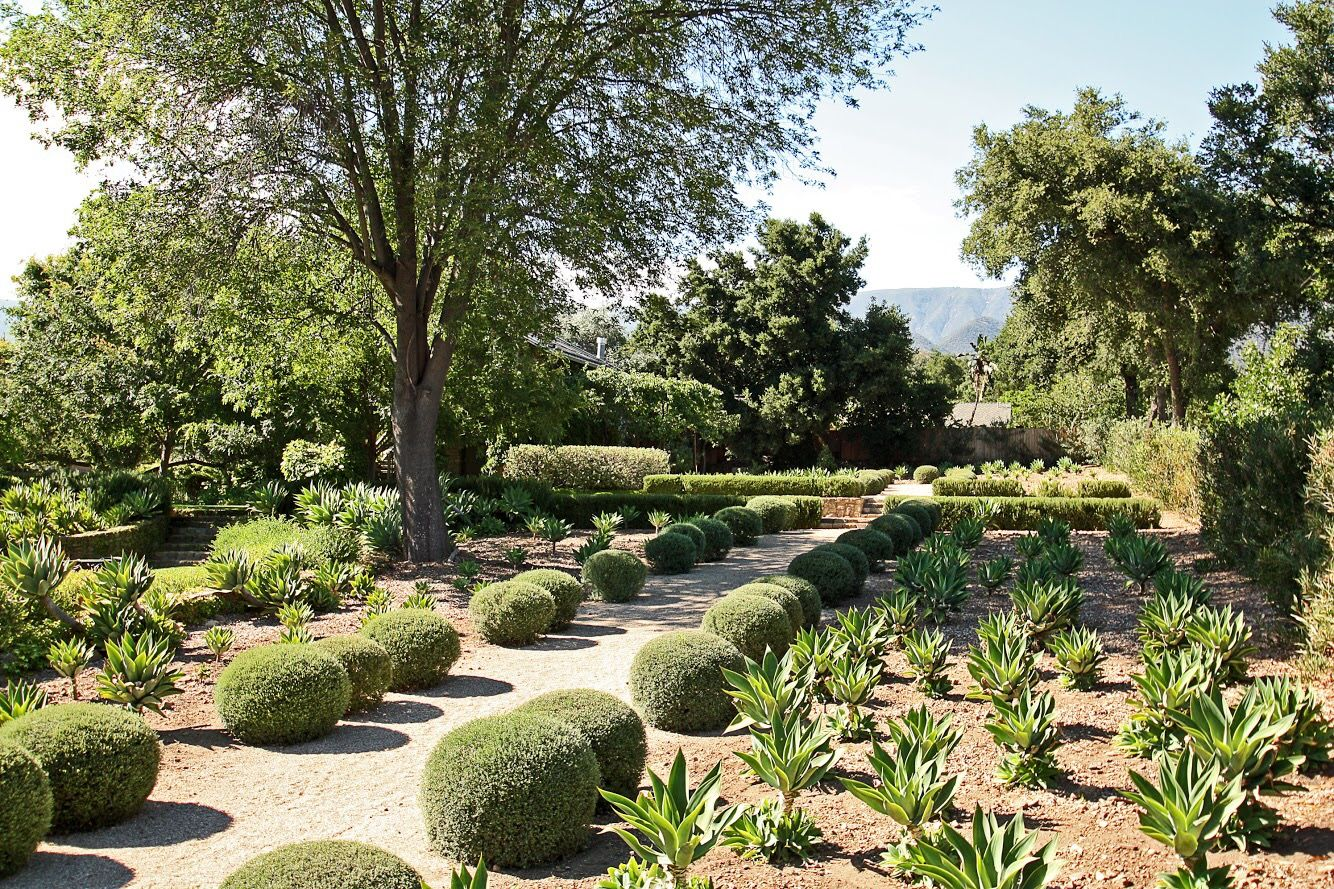 Family Compound Landscape Design By paulhendershotdesign