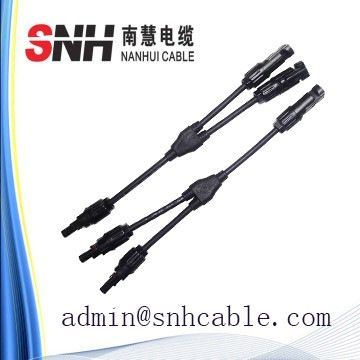 12 Mc4 Solar To 8mm Adapter Cable Cable Manufacturing Adapter