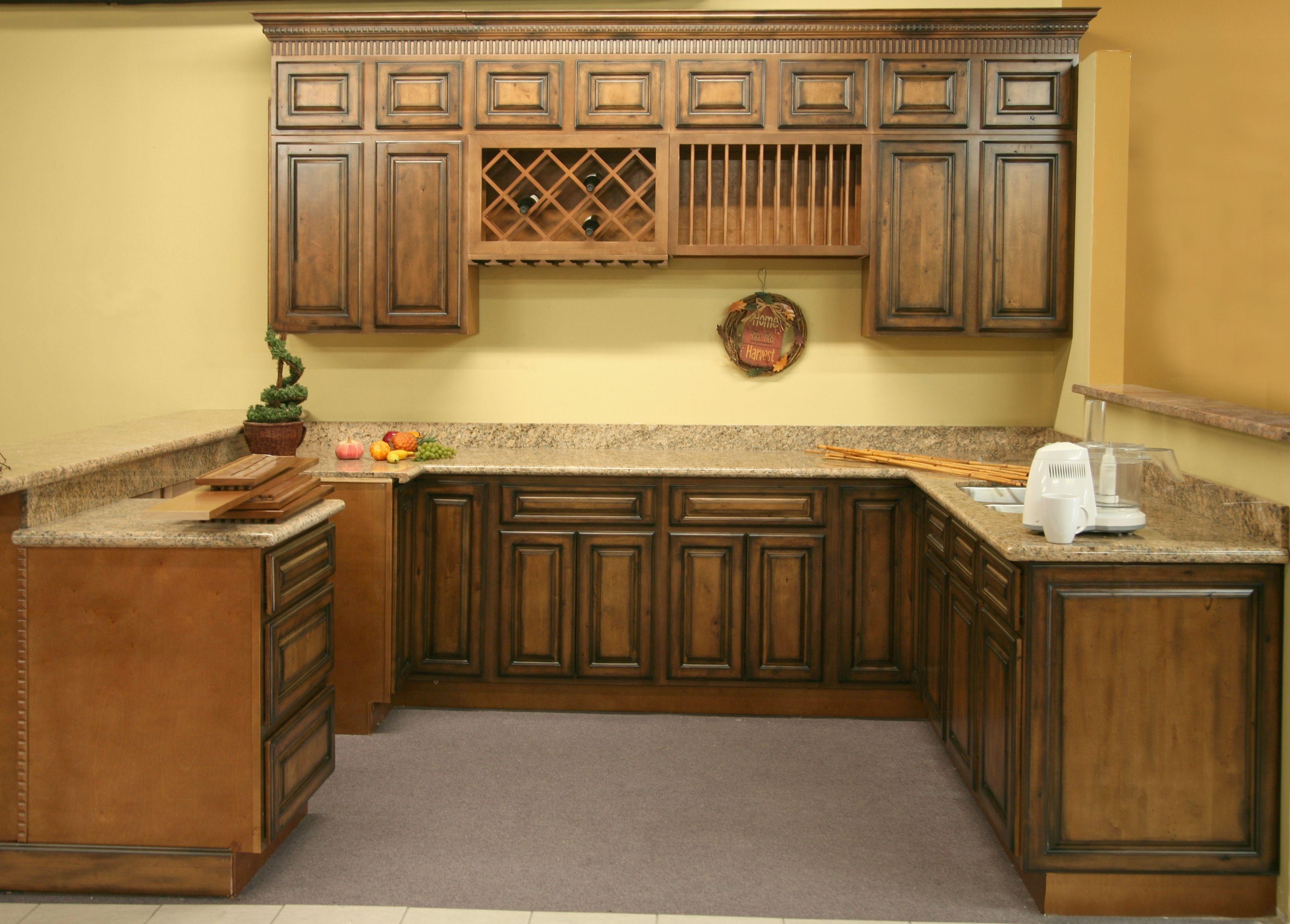 Pecan Stained Kitchen Cabinets Modern Kitchen Cabinets Tuscan Kitchen Maple Kitchen Cabinets