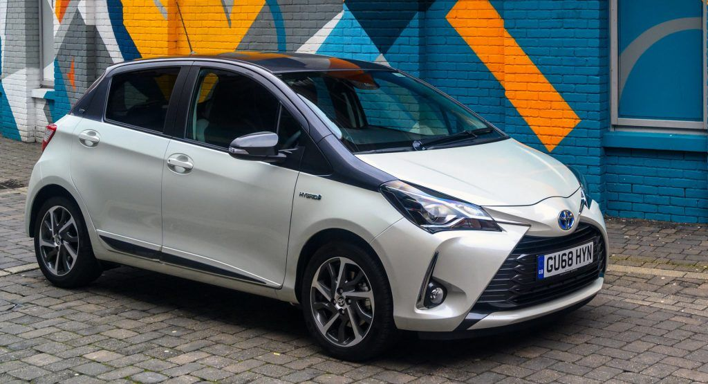 2019 Toyota Yaris Arrives In The Uk With New Y20 And Gr Sport