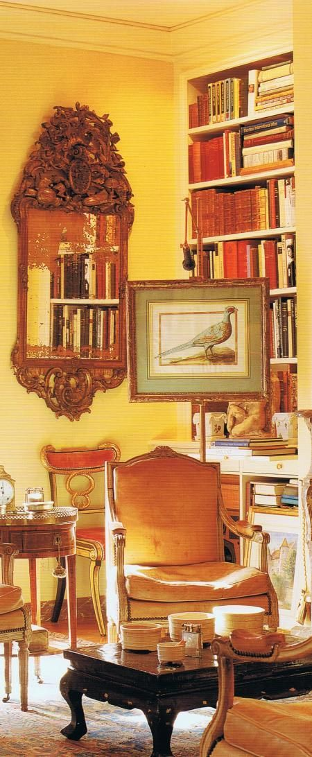 The golden world of Anthony Hail/ Jacqueline Kennedy
