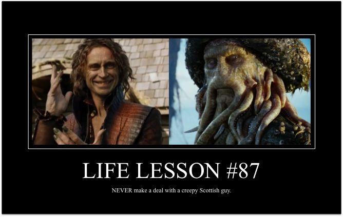 life lesson 87