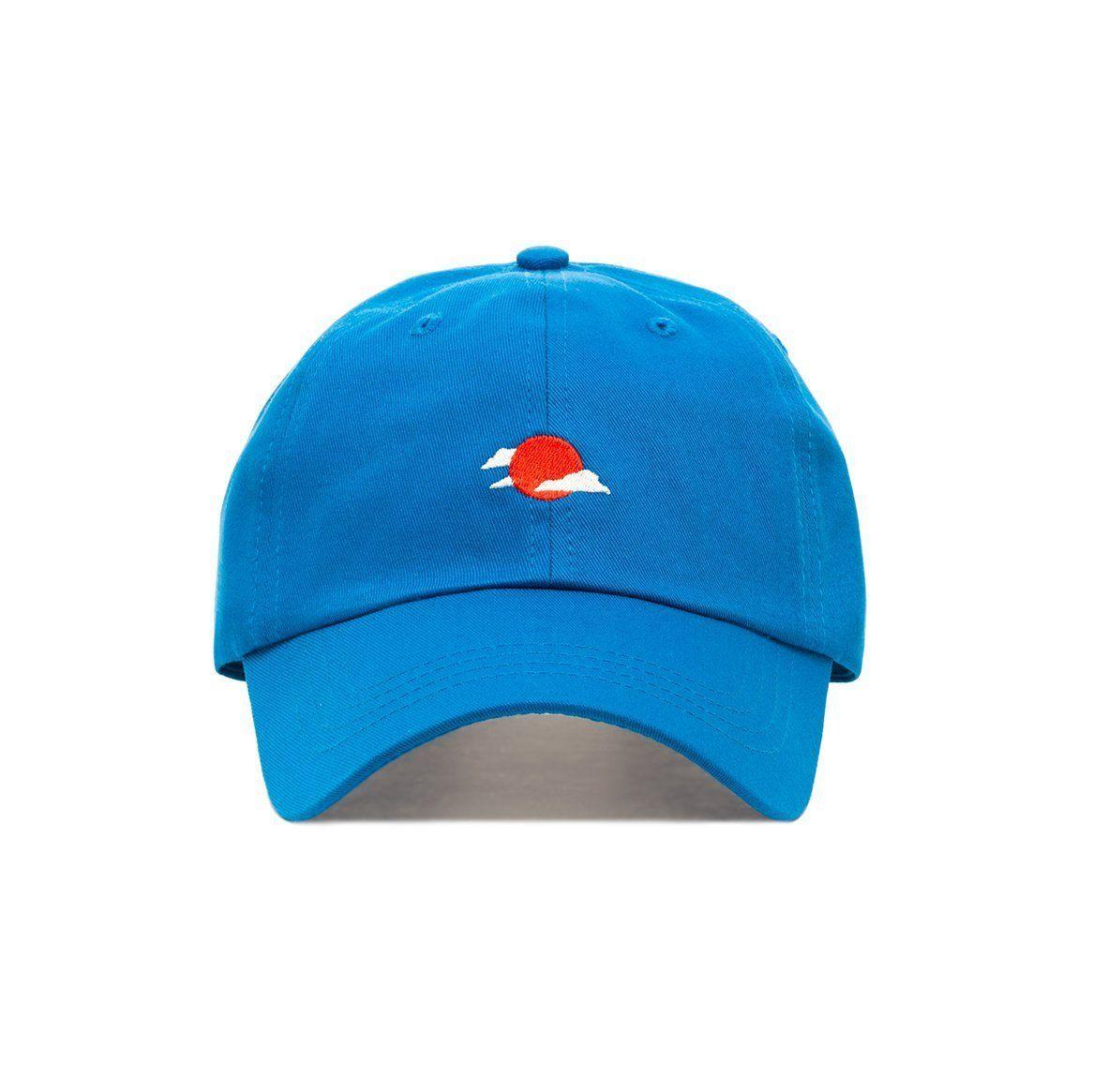 f5e9aeeb241 Comfortable Rising Sun Dad Hat - Baseball Cap   Baseball Hat