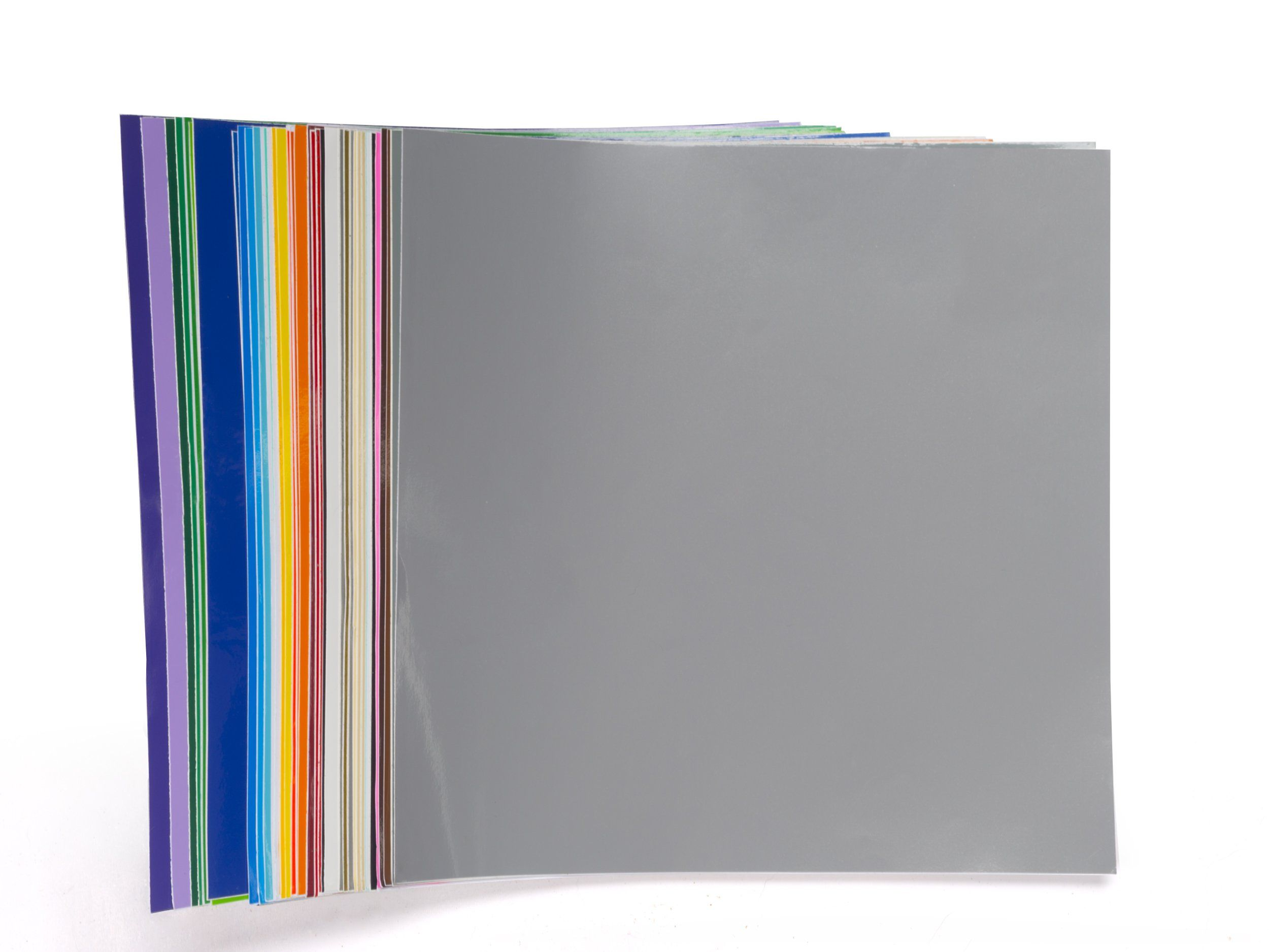 Permanent Adhesive Backed Vinyl Sheets By Ez Craft Usa 12 X 12 40 Sheets Assorted Colors Works With Cricut And Other Cu Vinyl Sheets Vinyl Adhesive Vinyl