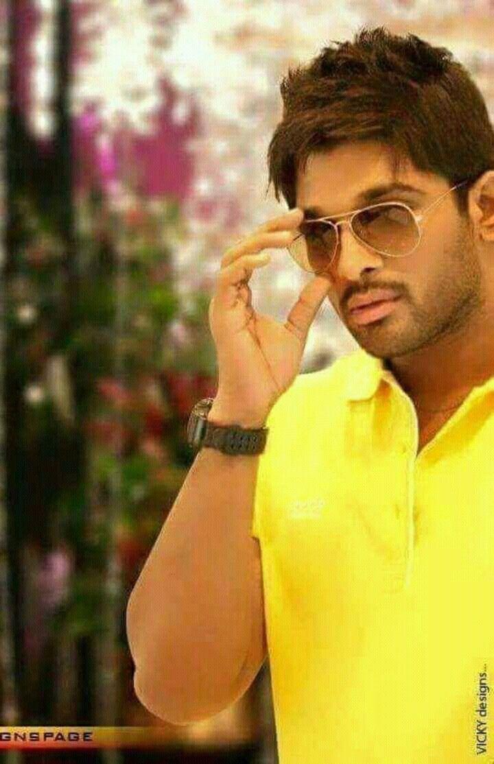 Allu Arjun Follow Aleena Belieber For More Allu Arjun In