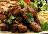 Photo of Lebanese style potatoes-Leba Lebanese potatoes …
