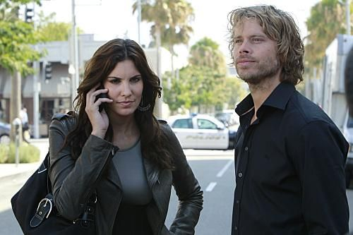 Is kensi and deeks dating in real life