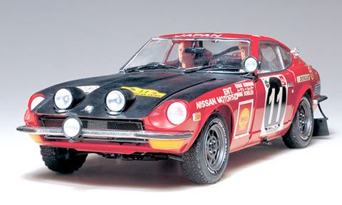 Tamiya S Scale Models Possess Such Intricate Detail That They Are Often Described As Museum Items These Models Are Nearly Perfect Datsun 240z Tamiya Datsun