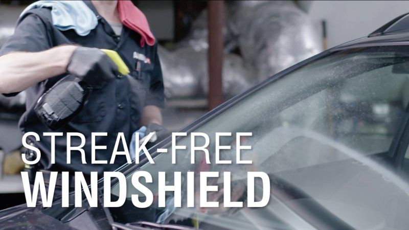 StreakFree Windshield Windshield, Spray wax, Car care