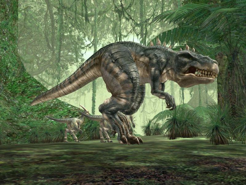 Tiranosaurio Wallpapers