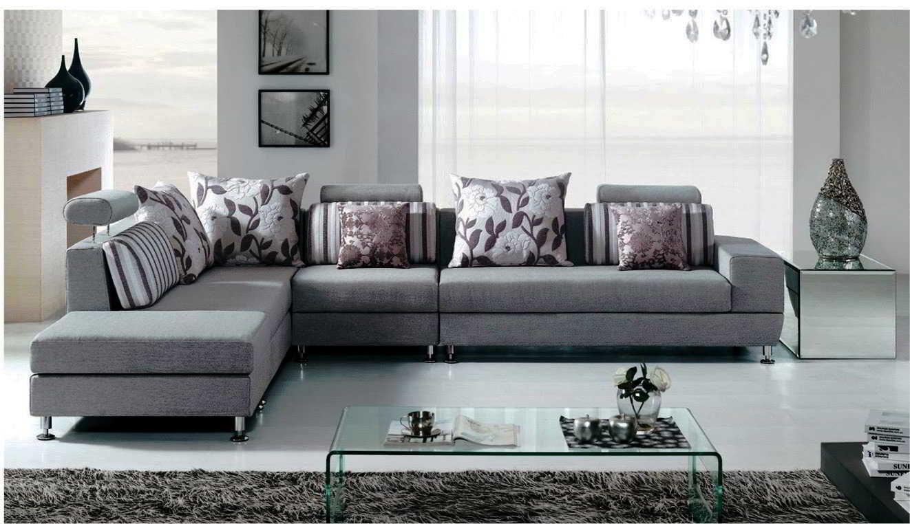 Sofa Minimalis Letter L Desain Sofa Minimalis Ruang Tamu Modern