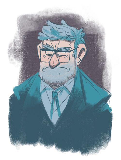 Grumpy Stan