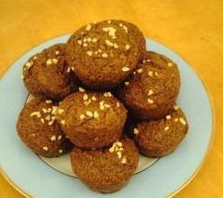 Bananen muffins - www.activitheek.nl