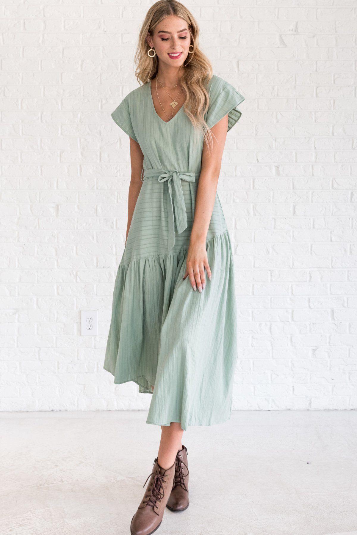 Countryside views sage dress sagegreendress sage dress